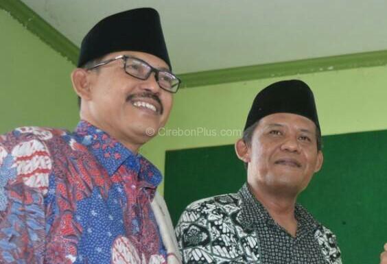 Duet KH Wawan Arwani-KH Aziz Hakim Pimpin PCNU Kabupaten Cirebon Masa Khidmat 2017-2022