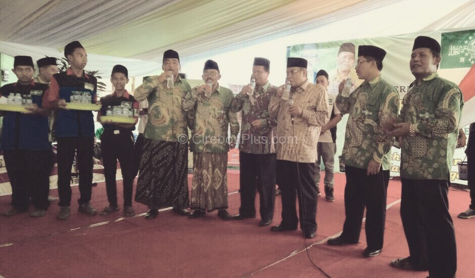 PCNU Kabupaten Cirebon Launching NU Toya, Kang Said: Insya Allah Airnya Berkah