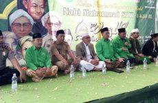 Madrsah Aswaja MWC NU Gebang Gelar Peringatan Maulid Nabi