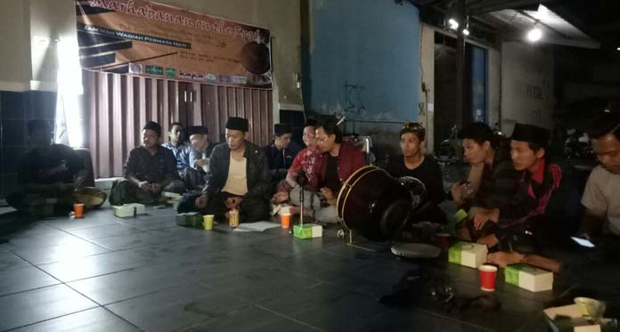 Marhabanan on The Road, Ajak Anak Jalanan Bersalawat
