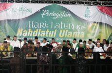Ribuan Warga Antusias Hadiri Harlah Ke-95 NU Cirebon