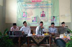 LTN NU Cirebon Gelar Kelas Menulis Anti Hoaks