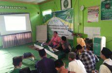 IPNU IPPNU Gebang Latih Kader Jurnalistik Dasar