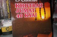 """Peringati HSN, LDNU PCNU Kabupaten Cirebon Luncurkan Buku """"Risalah Khotbah Jumat 40 Kyai"""""""