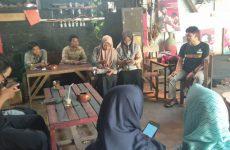 Lesbumi Kab. Cirebon dan Manassa Edukasi Pemuda Tentang Naskah Kuno