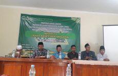 Sambut Tahun Baru, IPNU-IPPNU Sedong Gelar Kaderisasi