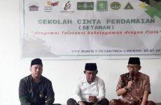 LP Ma'arif PCNU Cirebon Ajak Pelajar Bersikap Inklusif dan Toleran Lewat Setaman ke-4