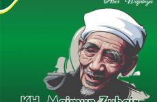 Pemakaman Mbah Moen Dipimpin Sayyid Ashim bin Abbas bin Alawi Al-Maliki