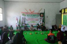 Perkuat Paham Aswaja di Kalangan Pelajar, PR IPNU IPPNU Gintung Ranjeng Ciwaringin Gelar Makesta