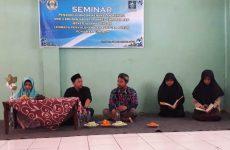 Cegah Kenakalan Remaja, LPBH NU-SMK Caruban Nagari Gelar Seminar