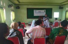 Lesbumi PCNU Kabupaten Cirebon Ajak Perempuan Terlibat Aktif di Tajug Bahas Narasi Damai