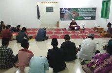 Keluarga Besar MWC NU Susukanlebak Rutin Ngaji Kitab Karya Hadratussyaikh KH Hasyim Asy'ari
