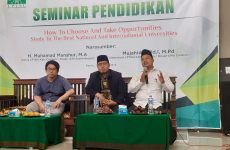 LPT NU Kabupaten Cirebon Gelar Seminar Pendidikan di Pesantren