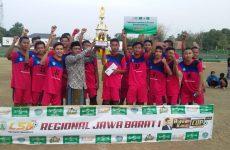 Miftahuttolibin Sabet Juara Satu LSN Regional 1 Jawa Barat