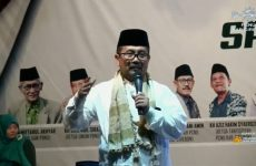 Puncak HSN, Bupati Cirebon: NU Garda Terdepan Menjaga Stabilitas Keamanan Cirebon