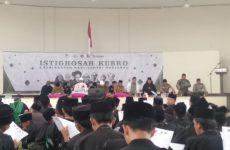 Jaga NU dan Bangsa, Pagar Nusa Kabupaten Cirebon Gelar Istighosah Kubro