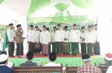 MWC NU Kecamatan Astanajapura Dilantik dan Resmikan Kantor Sekretariat