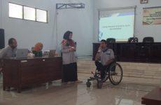 Fasilitas Layanan Publik Bagi Penyandang Difabilitas di Cirebon Masih Kurang Memadai