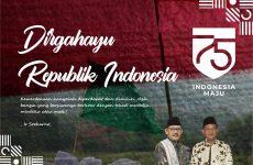 Khutbah Jumat: SEMANGAT MENUJU INDONESIA MAJU (Refleksi HUT ke-75 Republik Indonesia)
