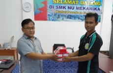 LP Ma'arif NU Cirebon Gandeng Telkomsel Bagikan Kuota Belajar Gratis