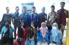Peringati Hari Santri Nasional, PK PMII UNU Cirebon Ziarah ke Makam Sunan Gunung Jati