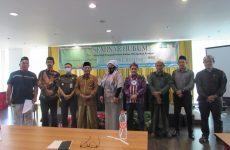 Gelar Seminar, LPBH NU Kab Cirebon Bahas Eksistensi Penegak Hukum Pencegahan Korupsi