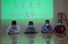 Angkat Tema Meneguhkan Dakwah di Masa Pandemi, Harlah ke-98 NU di Kabupaten Cirebon Digelar Sederhana
