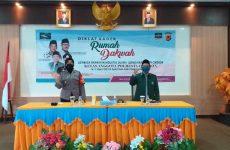 Gelar Diklat, LDNU Cirebon Akomodasi Minat Dakwah Polisi